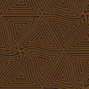 Pyramid (Brown)