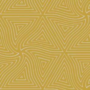 Pyramid (Mustard)