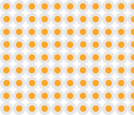Orange Centred Drops