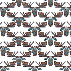 Seattle Baseball Moose