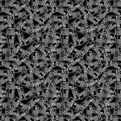 Controller Sprinkle Large in Black