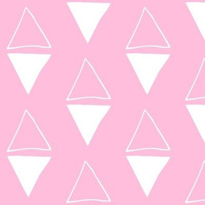 Pink Triangle Diamonds