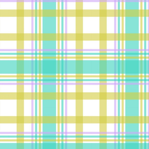 Sea Creature Plaid