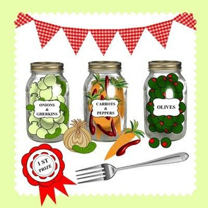 Prize Winning Home Made Pickles