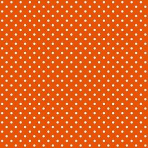Swiss Dots Rust