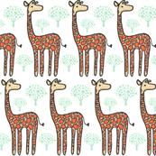 Look! Giraffe!