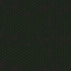 Vision Avengers Bodysuit Fabric Hexagon Dark Cosplay
