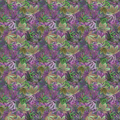 Cannabis Camo Grape