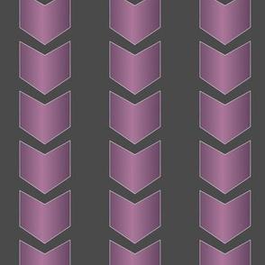 Arrowhead stripe