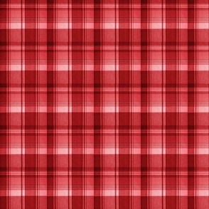 Pink/Red Tartan Plaid