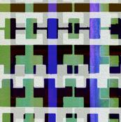 """""""A Cool Color Grid"""""""