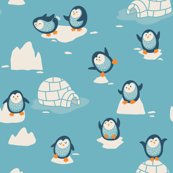 ice penguins