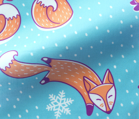 magic foxes