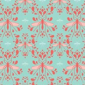 Mosquito Damask