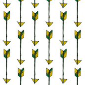 Arrow_Green_&_Gold_Large_Scale