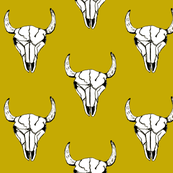 Bull_Skull_Yellow_Large_Scale