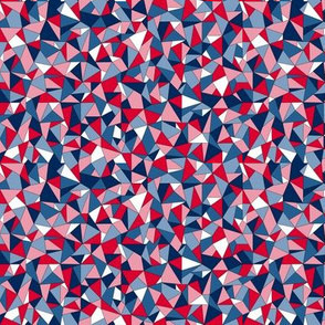 Biba (Red/White/Blue)