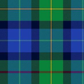 Smith tartan variant, modern colors