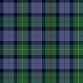 Smith tartan, weathered