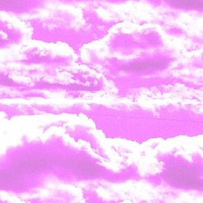 cloudshotpink Medium size