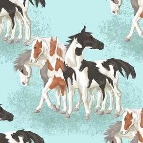 How Many Horses 2