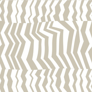 Sporadic Path (White)