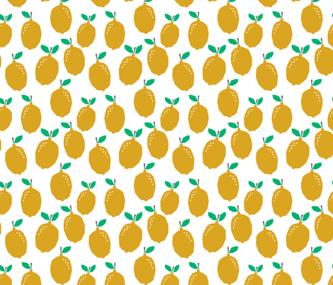 fruit fabric golden state fruit