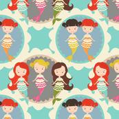 Lillyskites Mermaids