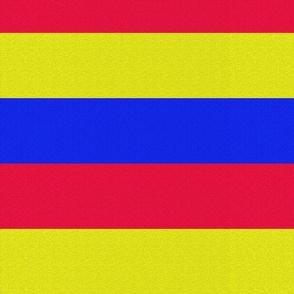 Bright Sandcastle Stripes (horizontal)