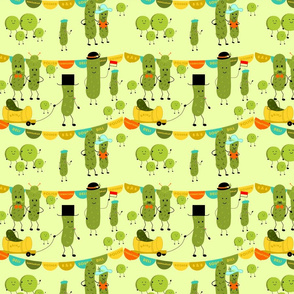 Pickles on Parade