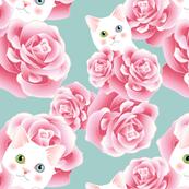 Bouquet of Kitties - Aqua Flavor