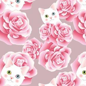 Bouquet of Kitties - Mauve Flavor