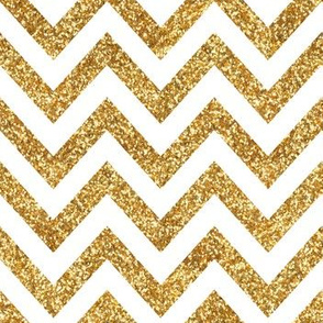 Small Scale Glitter Chevron