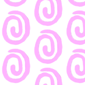 Block print pink