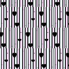 stripes&hearts