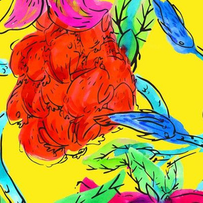 Pareidolia Floral
