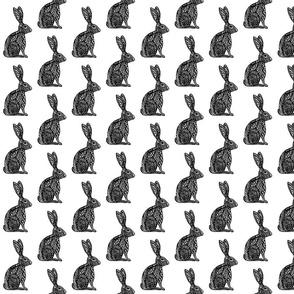 small zen hare