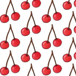 Cherries on Stem