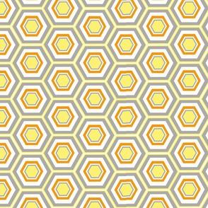 Westhampton Jack Yellow Grey Orange