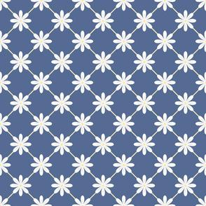 Daisy Diamond Pattern