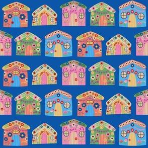 folk houses