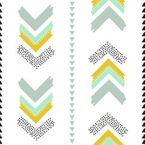 Geometric chevron