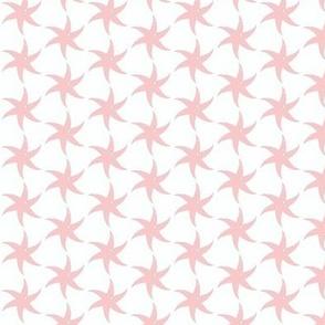 Stars  sparkler- pink