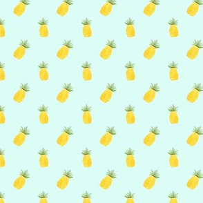 Itty Bitty Pineapples
