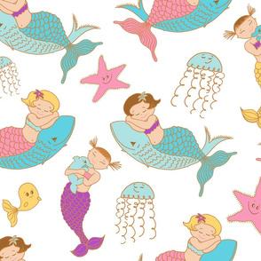 sleepy_little_mermaids