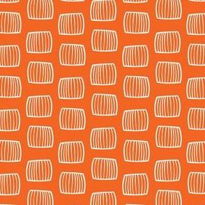 Bales - Orange