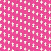 Trees - Pink - Christmas