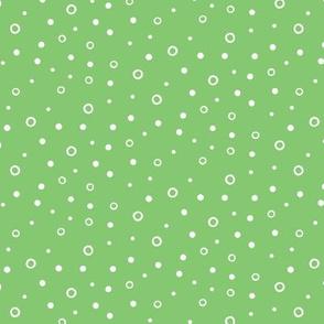 Soft Hail - Light Green - Ornamentary Coordinate