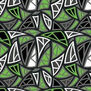 Angles - Green