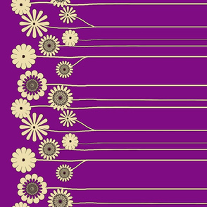 PurpleFlowerBorder